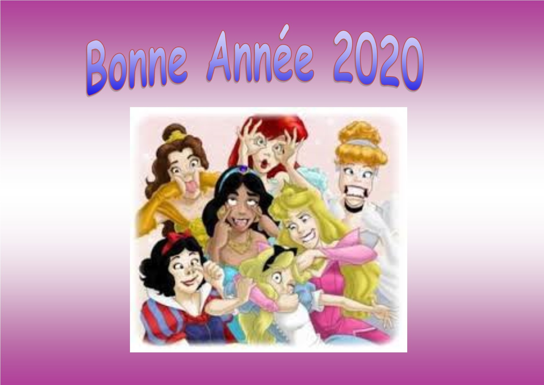 Meilleurs voeux 2020
