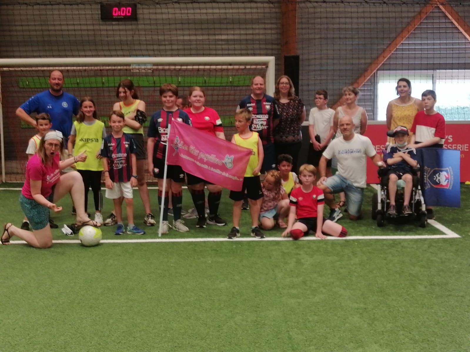 Futsal au Five